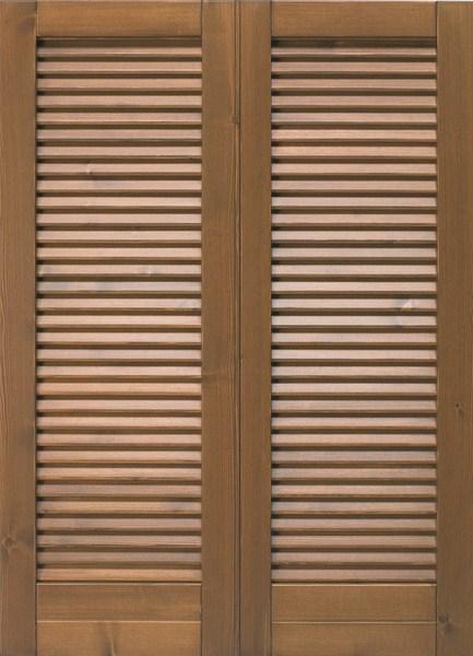 Ante esterne in legno