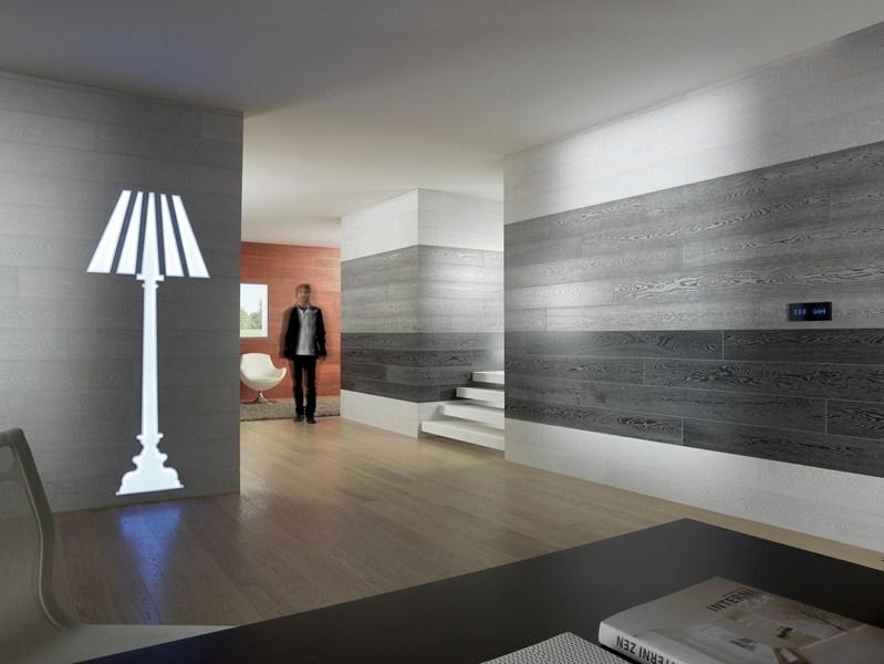 Rivestimenti per esterno in legno a brescia portesi - Pannelli per pareti bagno ...