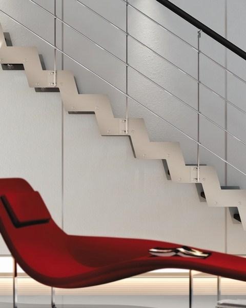 Scale per interni a brescia portesi produzione e posa di strutture e coperture in legno - Scale d interni ...