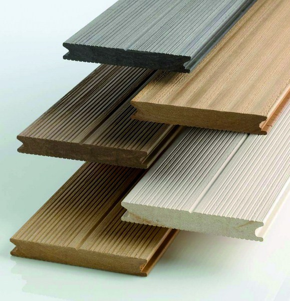 Decking - Listoni in legno per esterni ...